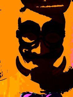 Shracker the Hacker-clown | #Dubox #Shrackers #hackers #clown #by_DJWuud912 #ClipArt #PopArt