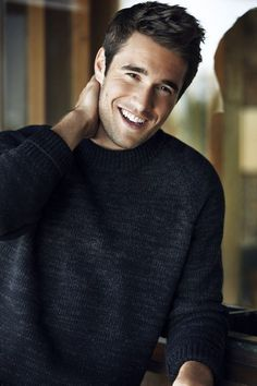 Josh Bowman let me just say hey