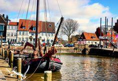 Hafenimpression aus Husum / Harbour impressions taken in Husum (c) TSMH / M. Mainitz #Nordsee
