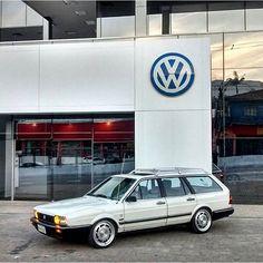 VW Santana Quantum