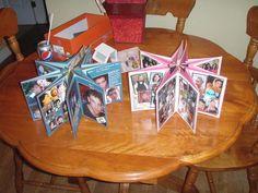 Star mini albums