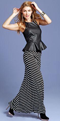 leather peplum Leather Peplum, Ordinary Day, Hijab Outfit, Mix Match, Princess, Elegant, Outfits, Dresses, Fashion