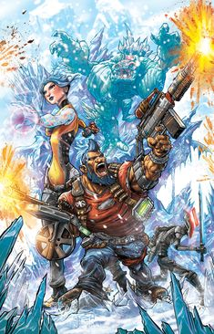 BORDERLANDS 2 by RayDillon.deviantart.com on @deviantART