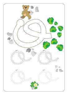 Las vocales: Fichas y material interactivo - Material de Aprendizaje 1, Classroom, Kids Rugs, Symbols, Letters, Education, Album, Activities, Alphabet