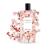 "SOMEI YOSHINO | Berdoues - ""Somei Yoshino"" - Yoshino cherry tree, evokes the land, the origins of Japan. 'Somei Yoshino' is the cherry tree that grows on Mount Yoshino where it offers Japan's most symbolic blossoming. Our perfumers have concocted a tale made of tenderness and serenity as epitomised by the blossoming of Japanese cherry trees – a  blend of Shiso, Jasmine & Patchouli"