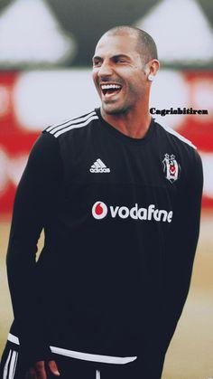 Çok sevdik be kaptan, gülüşüne kadar sevdik.   Ricardo Quaresma Joker Quotes, Moustaches, Soccer Players, Eagles, Football, King, Sports, Jackets, Hs Football