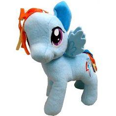 "12"" My Little Pony Rainbow Dash Plush"