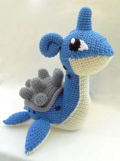 The plushPokemoncharacters are looks original in it. I saw the manyPokemontoys but these are the insane details.Usually when it comes to crochet, it's hard to get thestuffthat you creating to look like what you are trying to imitate. These are almost spot on, and the detail is just mind boggling.…