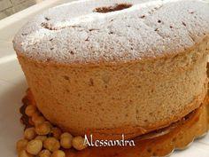CHIFFON CAKE ALLE NOCCIOLE di Alessandra Dolce Far Dolci - Recipefy