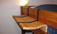 Build-it-yourself: Bunk Bed Side Table