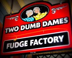 Places We Love: Two Dumb Dames In Eureka Springs, Arkansas - Honest Cooking