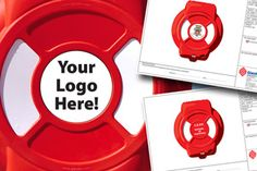 Glasdon UK Limited - Personalisation and Branding Water Rescue, Lifebuoy, Water Safety, Branding, Logo, Illustration, Free, Products, Logos