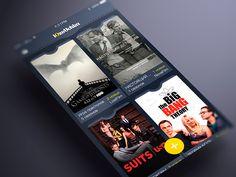 iOzvUchka TV SHOWS App by ALEX BENDER