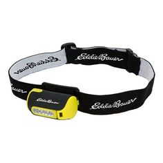 For the Outdoors Guy - Eddie Bauer® LED Headlamp    winter running?
