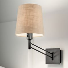 Buy Chelsom Adjust Wall Light online with Houseology Price Promise. Wall Mount Light Fixture, Wall Mounted Light, Light Fixtures, Desk Lamp, Sconces, Furniture Design, Wall Lights, Lighting, Modern