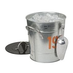 Eiskübel COOL mit Zange 1,5 L von Bodum | Das coolste Barzubehör ... | {Barzubehör 29}
