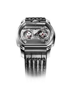 The L.U.C Engine One - by Chopard