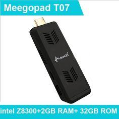 84.93$  Watch here - http://alir9r.worldwells.pw/go.php?t=32735317415 - Mini PC Stick Meegopad T07 2GB/32GB Windows 10 Intel Quad-Core Cherry Trail Z8300 HDMI Wifi Mini Compute Stick