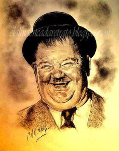 El alma en cada retrato: El 7 de agosto de 1957 nos dejaba Oliver Hardy