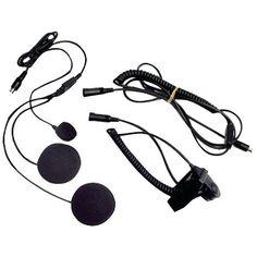 Closed-Face Helmet Headset Speaker/Microphone - MIDLAND - AVPH2