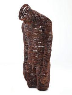 Woven sculpture