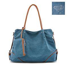 Kaylena Womens Water Resistant Tote Top Handle Bag Blue[3... https://www.amazon.co.uk/dp/B00KO2X1ZK/ref=cm_sw_r_pi_dp_x_vWwcyb3TW7J4R