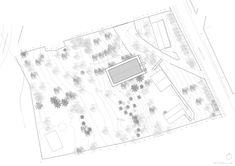 Since 1998 the Web Atlas of Contemporary Architecture Unique Flooring, Site Plans, Reinforced Concrete, Concrete Wall, How To Level Ground, Contemporary Architecture, Facade, How To Plan, Drawings