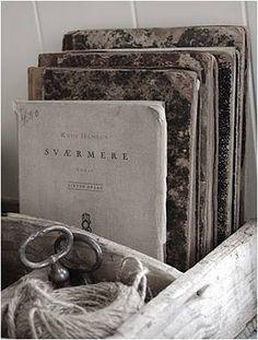 .Brocante, Old books