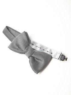Boys 14 Peau De Soie Zip Tie Necktie in Custom Colors by Dessy Electric Blue