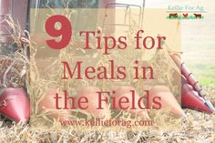 Take those men some #mealsinthefields #harvest15 www.kellieforag.com