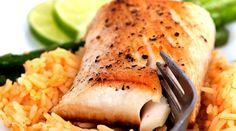 Receita de tempero para peixe frito e assado