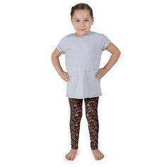 Love Flowers Kid's leggings NEW Leggings for KIDS To buy NOW visit https://whatdevotion.com/shop/childrens-clothing/kids-leggings/love-flowers-kids-leggings/  ==> Tag friends who would love this one ;) Don't Forget to Like/Share to receive our promotions !!