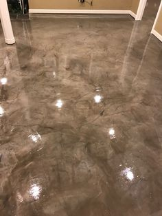 New Vapor Barrier Basement Floor