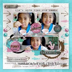Girls Time by AnnaBV Designs https://www.pickleberrypop.com/shop/product.php?productid=38054&page=1  #annabvdesigns