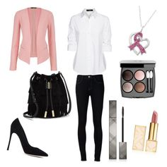 """""""outfit day"""" by alexia7528 on Polyvore featuring maurices, Steffen Schraut, Ström, Gianvito Rossi, Vince Camuto, Tory Burch, Chanel and Burberry"""