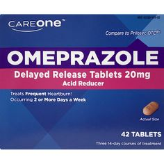 Omeprazole Or Prilosec Uses | Can You Take Ranitidine After Omeprazole Stomach Ulcers, Stomach Acid, C Diff, Bone Fracture, Can You Take, Chronic Kidney Disease, Blood Test, Heartburn