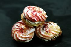 Melting Moment Jam Biscuits by timetocookonline #Biscuits #Jam