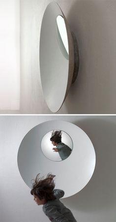 B.Olla Mirror by Imperfetto lab