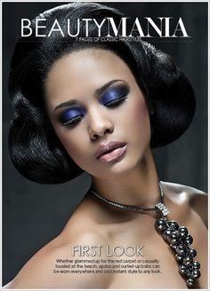 Photographer: Williamanuel @Imageye Studios |Stylist: Alice Ty |Make-up: Carla Tersini |Models: Shaila Stigger & Elie Rose