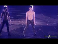 2PM LIVE 2012 'Six Beautiful Days' - Love you down (Chansung solo)
