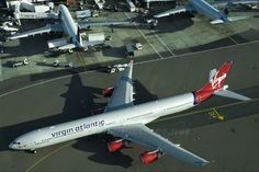 G-VSHY - Virgin Atlantic Airbus A340-600 photo (5343 views)