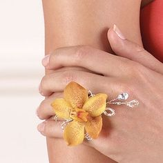 A ring corsage.