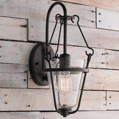 Shepherds Bell Wall Lantern