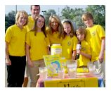 Start your own Lemonade stand to fund childhood cancer research