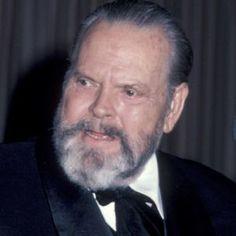 Nai'xyy Orson Welles - Film Director (Citizen Cane).