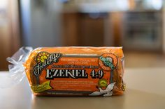 Ezekiel Bread - How to Eat Bread and Still Lose Weight - #ReImagineDieting Sign up for more weight loss recipes like this at fullplateliving.org