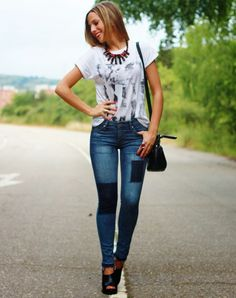 Casual style | Looks and shoes