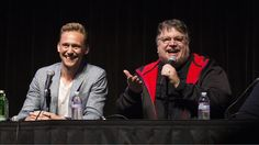 Nerdist Podcast: Live at SDCC 2015 Tom Hiddleston & Guillermo Del Toro. http://nerdist.com/nerdist-podcast-live-at-sdcc-with-maisie-williams-tom-hiddleston-and-guillermo-del-toro/ …