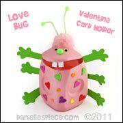 Milk Jug Crafts for Kids - Crafts Made from Milk Jugs Valentines Card Holder, Valentine Day Boxes, Valentines For Kids, Valentine Day Crafts, Valentine Ideas, Valentine Recipes, Valentine Party, Holiday Crafts, Holiday Ideas