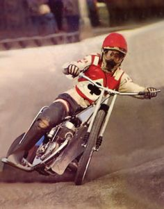 Ivan Mauger from The Aces Speedway Team